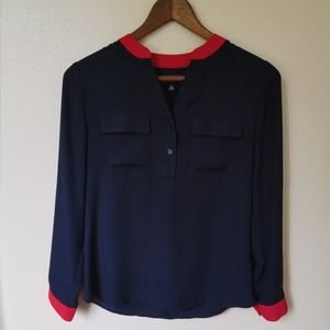 The Limited Petite Blouse